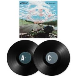 CHEMICAL BROTHERS - No Geography / vinyl bakelit / LP