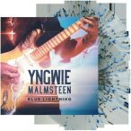 YNGWIE MALMSTEEN - Blue Lighting / színes vinyl bakelit / 2xLP