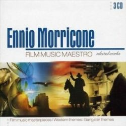 ENNIO MORRICONE - Film Music Maestro / 3cd / CD