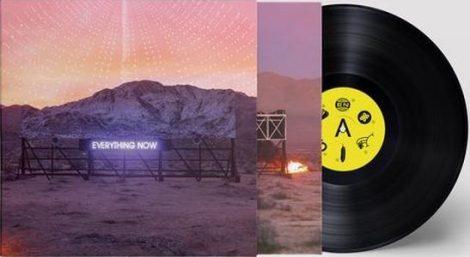 ARCADE FIRE - Everything Now / vinyl bakelit / LP