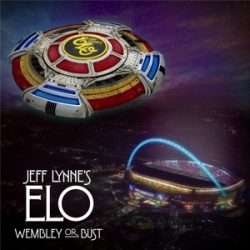 ELECTRIC LIGHT ORCHESTRA - Jeff Lynne's ELO Wembley Or Bust / vinyl bakelit / 2xLP