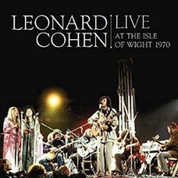 LEONARD COHEN - Live At The Isle Of Wight / vinyl bakelit / LP