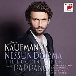 JONAS KAUFMANN - Nessun Dorma / vinyl bakelit / 2xLP