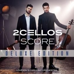 2CELLOS - Score / deluxe cd+dvd / CD