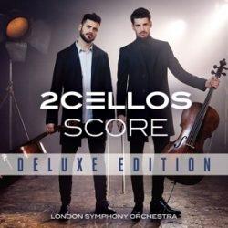 2CELLOS - Score / deluxe cd+dvd / CD