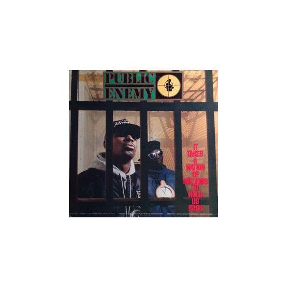 PUBLIC ENEMY - It Takes A Nation Of Millions / vinyl bakelit / LP