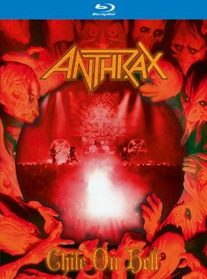 ANTHRAX - Chile On Hell / blu-ray + 2cd / BRD