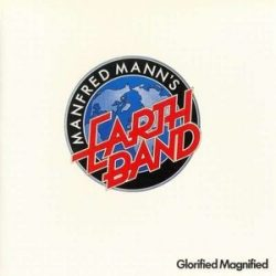 MANFRED MANN'S EARTH BAND - Glorified Magnified/ vinyl bakelit / LP