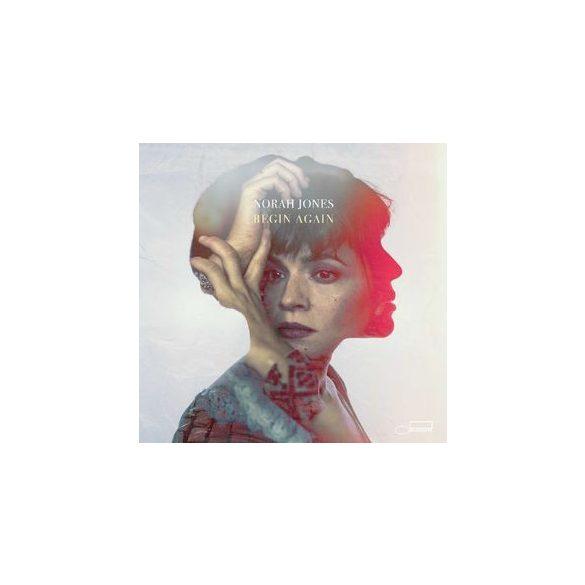 NORAH JONES - Begin Again  / vinyl bakelit / LP