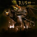 RUSH - Rush In Rio / vinyl bakelit box / 4xLP