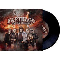 KARTHAGO - Együtt 40 Éve / limitált vinyl bakelit / LP
