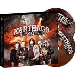 KARTHAGO - Együtt 40 Éve / limitált 2cd / CD