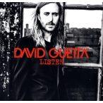DAVID GUETTA - Listen / limitált színes vinyl bakelit / 2xLP