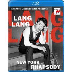 LANG LANG - New York Rhapsody / blu-ray / BRD