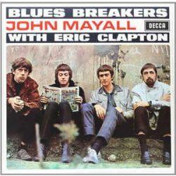 JOHN MAYALL - Bluesbreakers / vinyl bakelit / LP