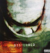 DISTURBED - Sickness / vinyl bakelit / LP