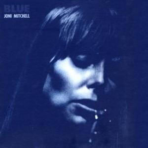 JONI MITCHELL - Blue / vinyl bakelit / LP