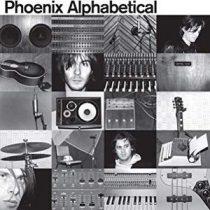 PHOENIX - Alphabetical / vinyl bakelit / LP