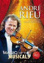 ANDRE RIEU - Magic Of The Musicals DVD