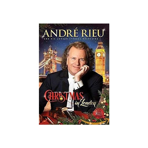 ANDRE RIEU - Christmas In London DVD