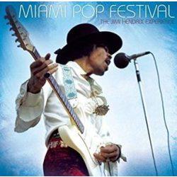 JIMI HENDRIX - Miami Pop Festival / vinyl bakelit / 2xLP