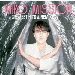 MIKO MISSION - Greatest Hits & Remixed  / vinyl bakelit / LP