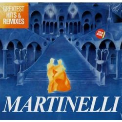 MARTINELLI - Greatest Hits & Remixed / vinyl bakelit / LP
