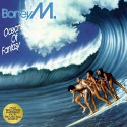 BONEY M - Oceans Of Fantasy / vinyl bakelit / LP