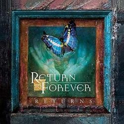 RETURN TO FOREVER - Returns Live At The Montreux 2008 / vinyl bakelit / 4xLP