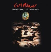 CARL PALMER - Working Live vol.1 / vinyl bakelit / LP