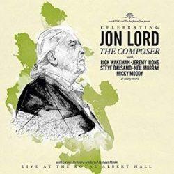 JON LORD - Celebrating The Composer / vinyl bakelit + blu-ray  / 2xLP