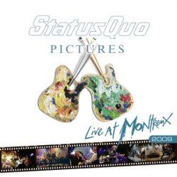 STATUS QUO - Pictures Live At Montreux 2009 / vinyl bakelit / 2xLP
