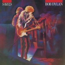 BOB DYLAN - Saved / vinyl bakelit / LP