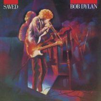 BOB DYLAN - Saved / vinyl bakelit / LP