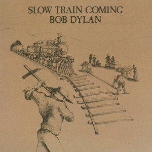 BOB DYLAN - Slow Train Coming   / vinyl bakelit /  LP