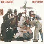 JACKSONS - Goin' Places / vinyl bakelit / LP