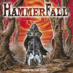 HAMMERFALL - Glory To The Brave / limitált színes vinyl bakelit / LP