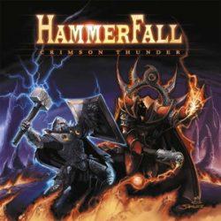 HAMMERFALL - Crimson Thunder / limitált színes vinyl bakelit / LP