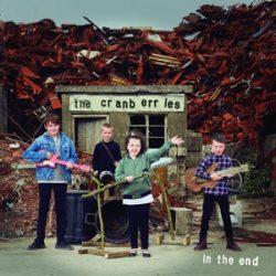 CRANBERRIES - In The End / színes vinyl bakelit / LP