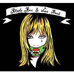 PÉTERFY BORI - Bori / vinyl bakelit / LP
