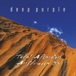 DEEP PURPLE - Total Abandon Live In Australia / vinyl bakelit / 2xLP