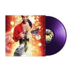 PRINCE - Planet Earth / limitált színes vinyl bakelit / LP