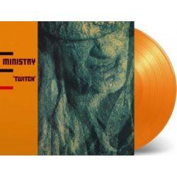 MINISTRY - Twitch / limitált színes vinyl bakelit / 2xLP