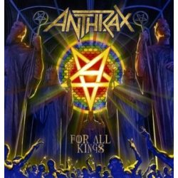 ANTHRAX - For All Kings  2xLP