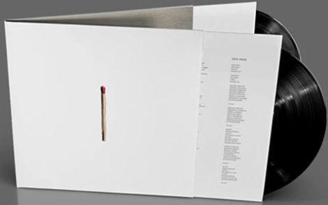 RAMMSTEIN - Rammstein / vinyl bakelit / 2xLP