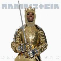 RAMMSTEIN - Deutchland / vinyl single / SP