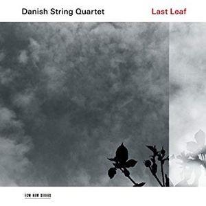DANISH STRING QUARTET - Last Leaf / vinyl bakelit / LP