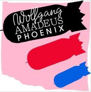 PHOENIX - Wolfgang Amadeus Phoenix / vinyl bakelit / LP