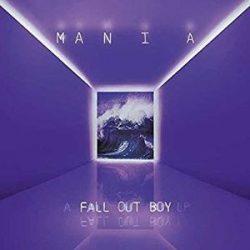 FALL OUT BOY - Mania / vinyl bakelit / LP