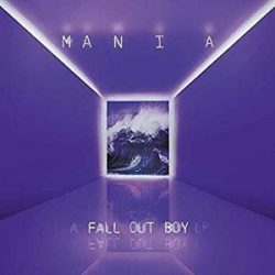 FALL OUT BOY - Mania / vinyl bakelit / LP